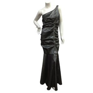 Dancing Queen Size XXXL One Shoulder Dress